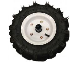Резиновые колеса диаметром Aurora 3.5-6