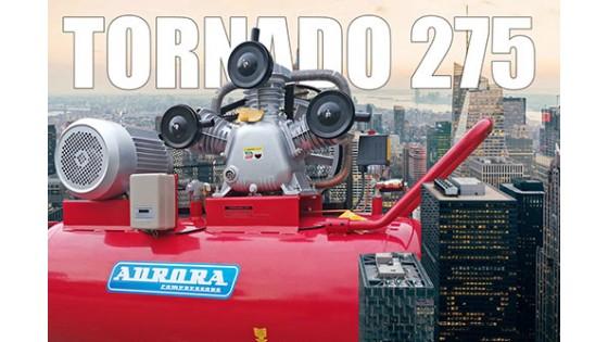 Компрессор Tornado-275 на старте продаж